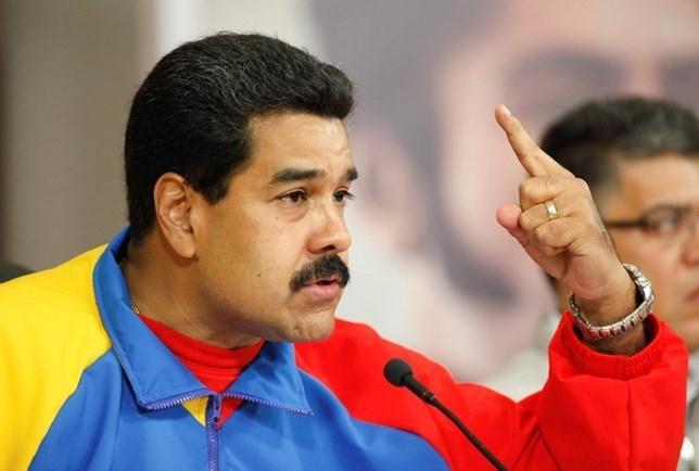 Maduro diz que vai libertar opositores na Venezuela