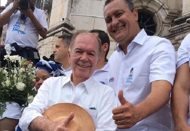 """João Leão: """"Vamos ganhar no 1º turno e com mais de 2 milhões de votos de frente"""""""