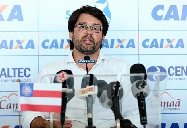 Bahia deve entrar na Justiça contra canal Esporte Interativo