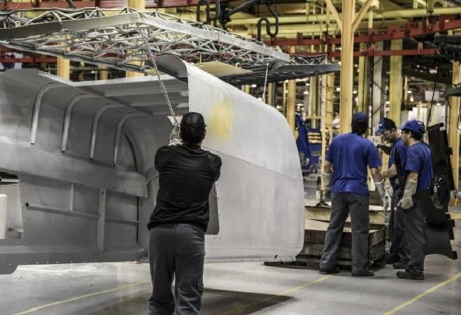 Indústria baiana tem queda de 15% na produção em maio