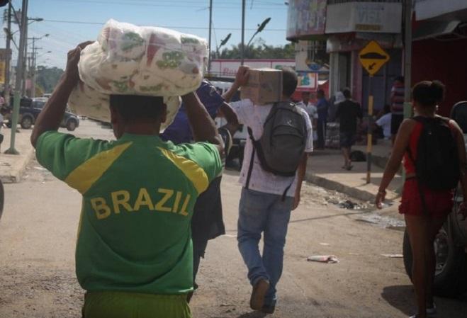 Temer recusa proposta de fechamento da fronteira com a Venezuela