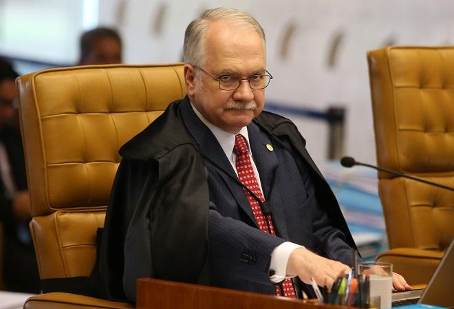 STF reforça segurança do ministro Edson Fachin