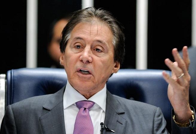 Eunício diz que Congresso pode votar reajuste do STF em setembro