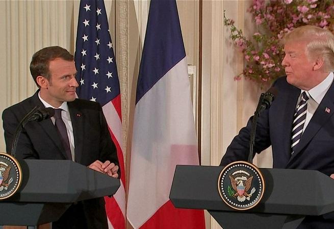 EUA e França sugerem novo acordo nuclear com o Irã