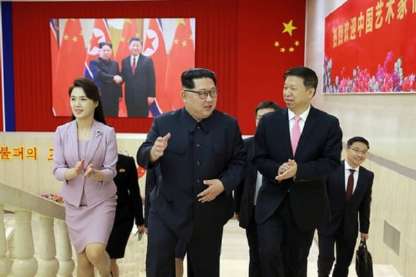 Líder da Coreia do Norte anuncia fim dos testes nucleares
