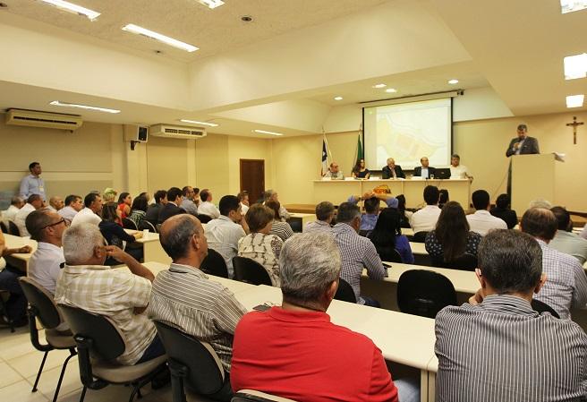 Agerba realiza audiência pública sobre nova rodoviária de Salvador