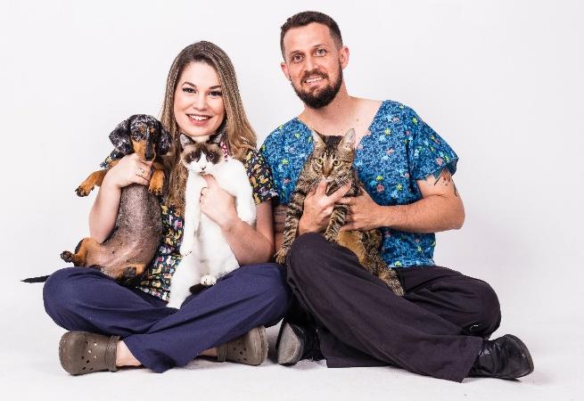 Salvador: Veterinário cria campanha de adoção de animais para o Dia das Mães