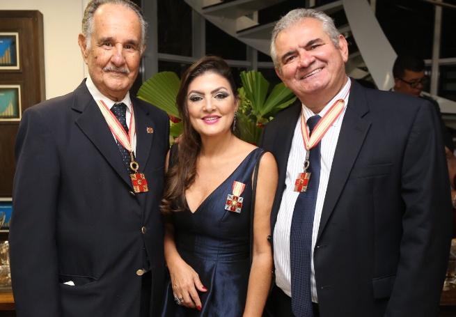 Aristides Maltez Filho diz que Coronel e Eleusa marcam época na luta contra o câncer