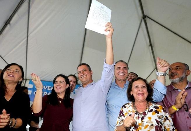 Governador autoriza duplicação da Maternidade João Batista Caribé