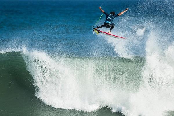 Mundial de Surfe: Medina, Filipinho, Michael e Yago são o Brasil em Saquarema