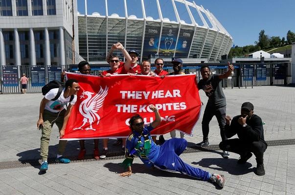 Palco da final entre Real e Liverpool, Kiev tem ameaça de bombas no metrô