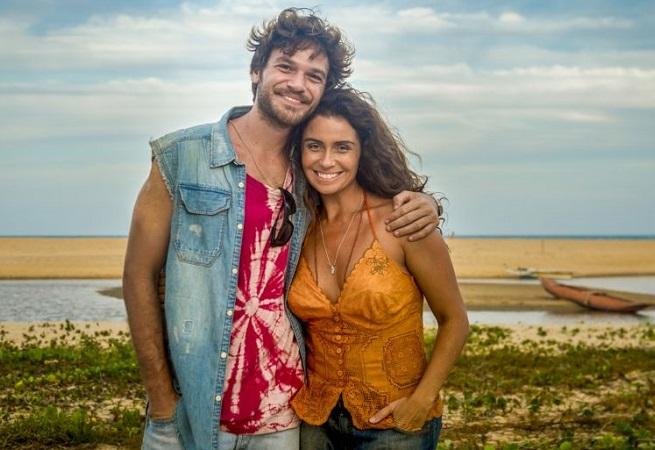 """Carlinhos Brown é autor da trilha do par romântico de """"Segundo Sol""""; escute aqui"""