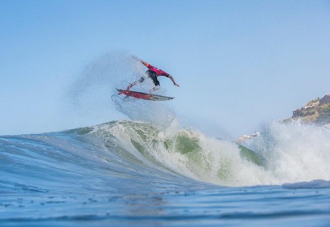 Mundial de Surfe: Filipinho, Medina, Ian e Michael avançam em Saquarema