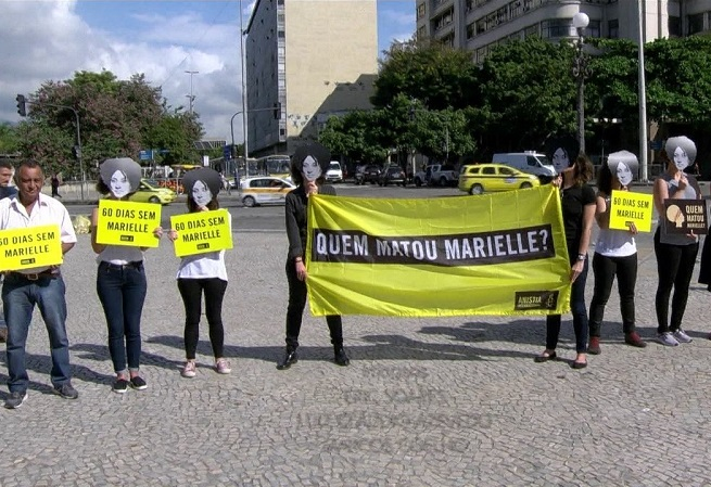 Ex-PM suspeito de participar do assassinato de Marielle irá para presídio federal