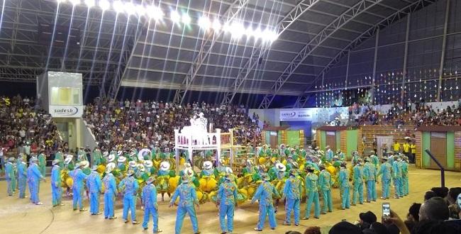Capelinha do Forró vence concurso estadual de quadrilhas juninas na Bahia