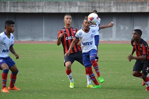 BA-VI decidirá Copa Metropolitana de Futebol Sub-15