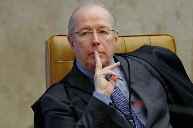 Celso de Mello nega pedido do governador de Minas para suspender ação no STJ