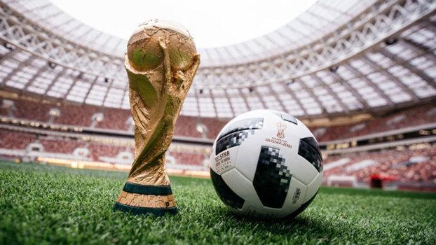 Rússia e Arábia Saudita fazem a abertura da Copa nesta 5ª