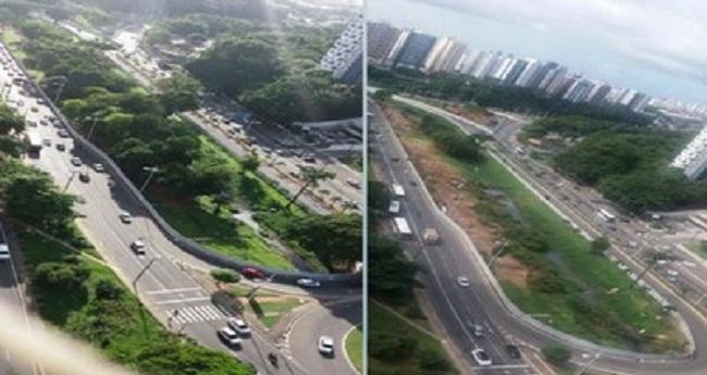MPs requerem nulidade do contrato e suspensão da obra do BRT de Salvador