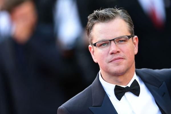 """Produtores cortam cena de Matt Damon do filme """"Oito Mulheres e Um Segredo"""""""