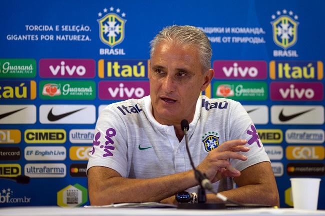 Tite anuncia escalação do Brasil para amistoso com a Áustria; confira
