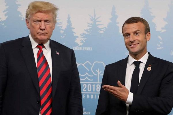 """França diz que """"cooperação internacional não pode depender da raiva de Trump"""""""