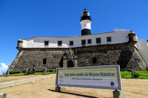 Museu Náutico da Bahia dá desconto no ingresso para quem residir em Salvador