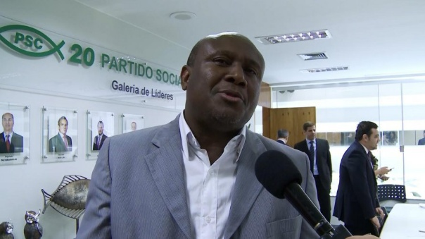 """""""PSC não abre mão de ter Irmão Lázaro candidato a senador"""", diz Pastor Everaldo"""