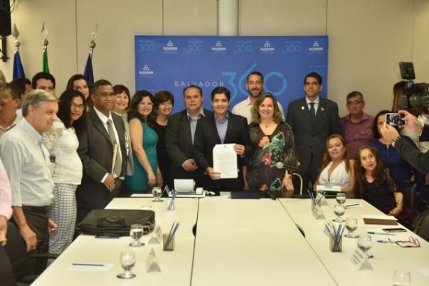 Prefeitura de Salvador regulamenta fundo de apoio a pessoas com deficiência