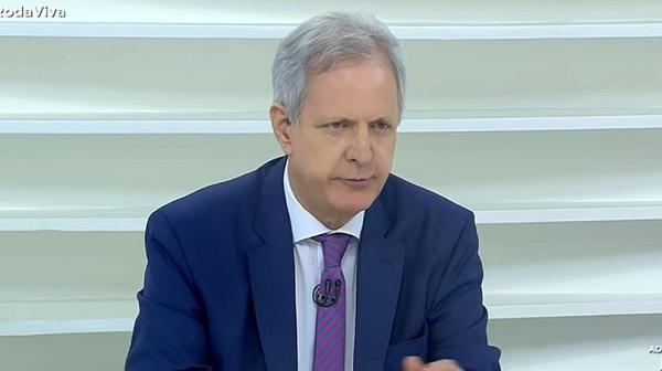 Jornalista Augusto Nunes denuncia pressão política no Roda Viva