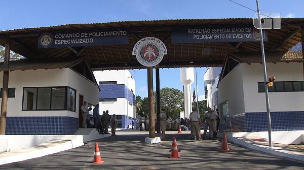 Sede do Batalhão Especializado em Policiamento de Eventos é inaugurada em Salvador