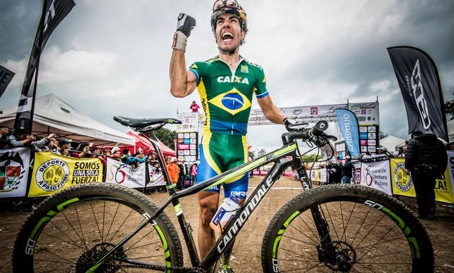 Brasileiro conquista resultado histórico no Mountain Bike