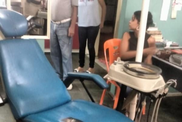 Polícia prende falso dentista em Ubaitaba