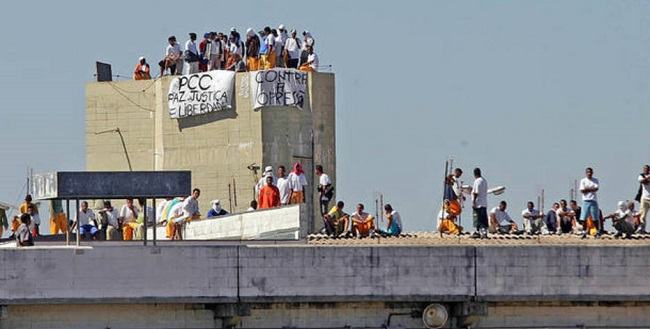 Ministério Público intercepta carta do PCC sobre ampliação da atuação na Bahia