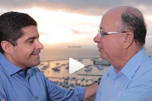 TRE-BA libera vídeo de ACM Neto em apoio a José Ronaldo