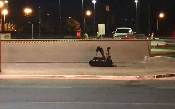 PM isola área do Palácio do Planalto após suspeita de bomba
