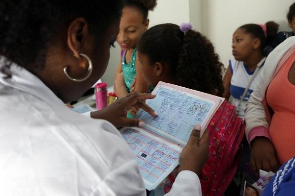 Vacinação contra sarampo e polio tem 125 postos em Salvador