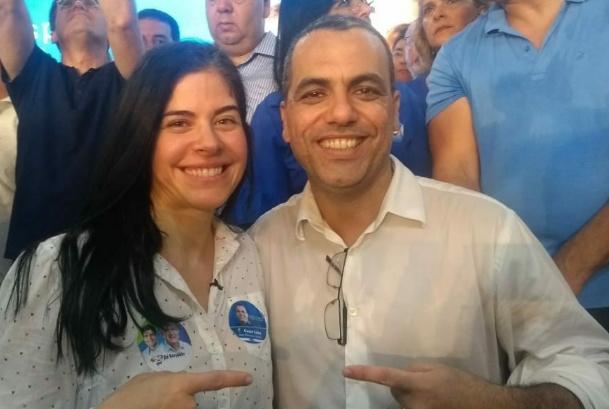 Vice de José Ronaldo, Mônica Bahia é ativista da Ordem dos Médicos do Brasil