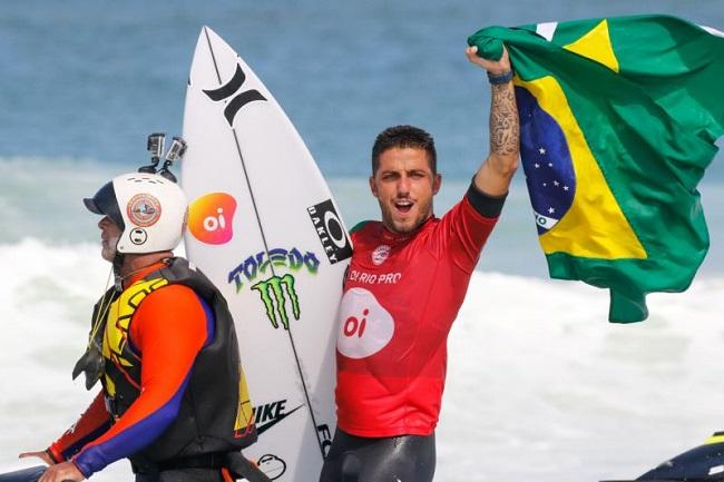 Mundial de Surfe: Tahiti Pro Teahupoo começa nesta sexta com 12 brazucas