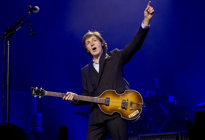 É hoje: Paul McCartney se apresenta na Arena Fonte Nova