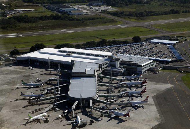 Aeroporto de Salvador ganhará voos para três novos destinos neste verão
