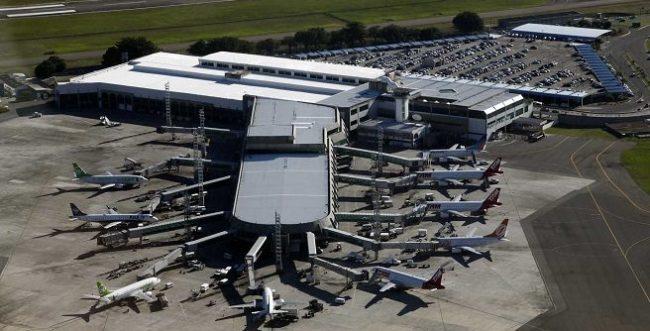Aeroporto de Salvador tem alta de 29% no volume de passageiros internacionais