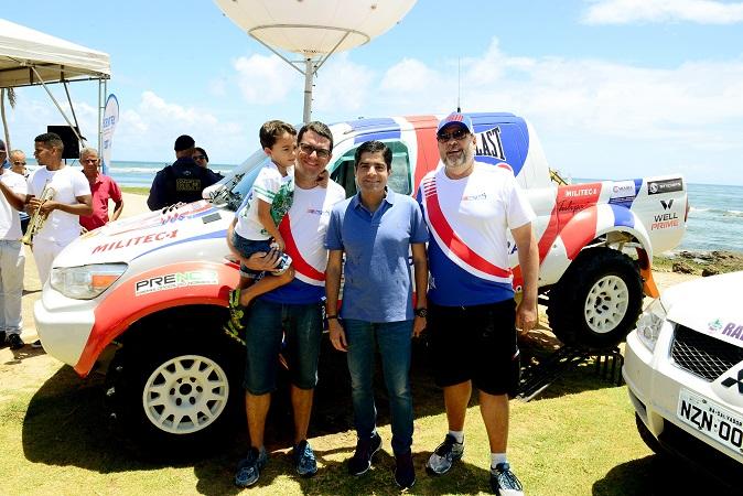 Salvador vai sediar abertura do Campeonato Brasileiro de Rally 4×4 em 2018