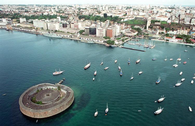 Potencial econômico da Baía de Todos-os-Santos será debatido nesta segunda-feira