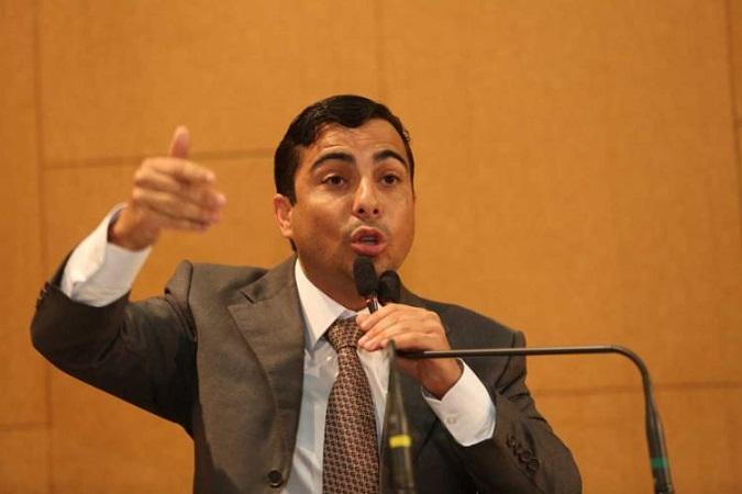 Marcell Moraes critica demora do Inema em medir água utilizada pelo agronegócio