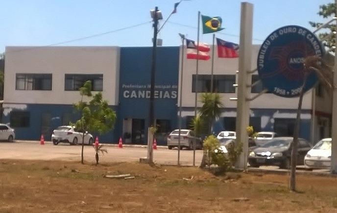 Prefeitura de Candeias abre seleção para 197 vagas temporárias