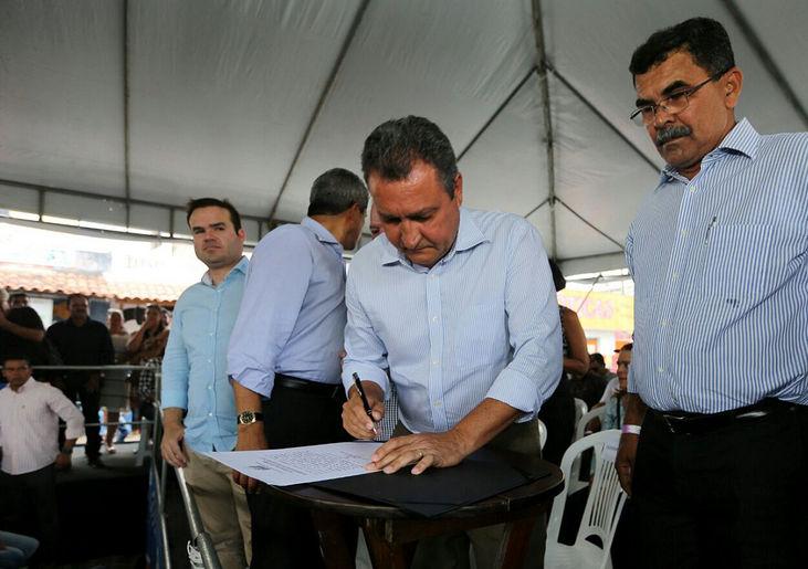 Rui Costa autoriza convênios do Bahia Produtiva em Rio Real