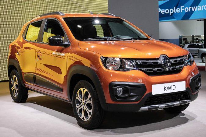 Renault faz recall de todos os Kwid vendidos no Brasil