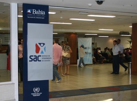 Rede SAC mantém 52 unidades abertas nesta sexta-feira