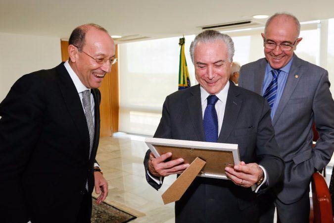 Aleluia articula encontro entre Temer e dirigentes da Bamin para destravar investimentos na Bahia